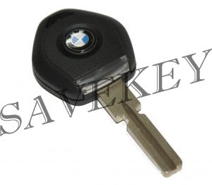 Ключ с чипом + прописка на машину (новый чип для системы EWS3)