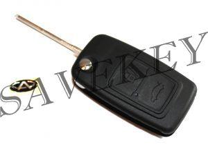 Дистанционный ключ Chery с двумя кнопками