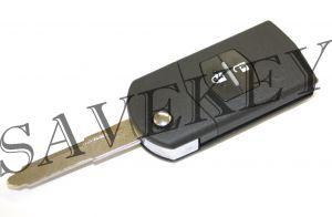 Дистанционный ключ Mazda 433Mhz  (M3)