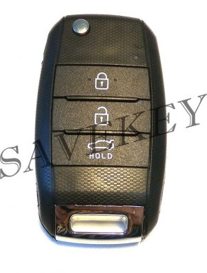 Дистанционный ключ Kia для модели OPTIMA с2013