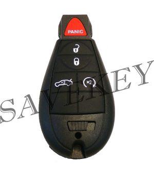 Смарт ключ Chrysler для европейских моделей 433 Mhz