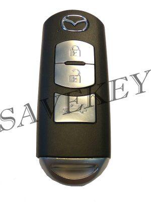 Смарт ключ mazda для моделей 3 с 2013г., 6 с 2012г.