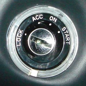 Ключи без системы START-STOP
