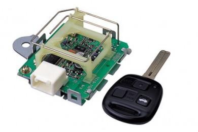 Изготовление дубликата ключа с иммобилайзером