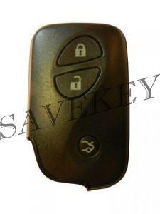 Смарт ключ Lexus 3 кнопки