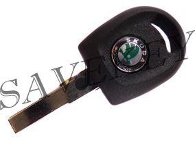 Ключ с чипом + прописка на машину (новый чип) 2010-2014 год