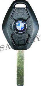 Дистанционный ключ BMW 315Mhz ID44 chip EWS