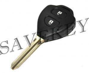 Ключ дистанционного управления, 433МГц, 4d67 чип