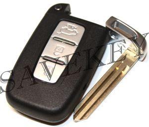 Смарт ключ (с лезвием) 433Mhz