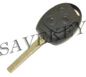 Дистанционный ключ Ford 434 mhz4D63 chip ( + функция автозакрывания окон)