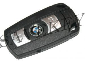 Дистанционный ключ BMW 3/5 series (868 mhz) ID46 chip CAS3CAS3+