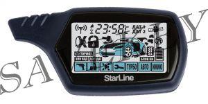 Брелок Star Line A61 ж.к.