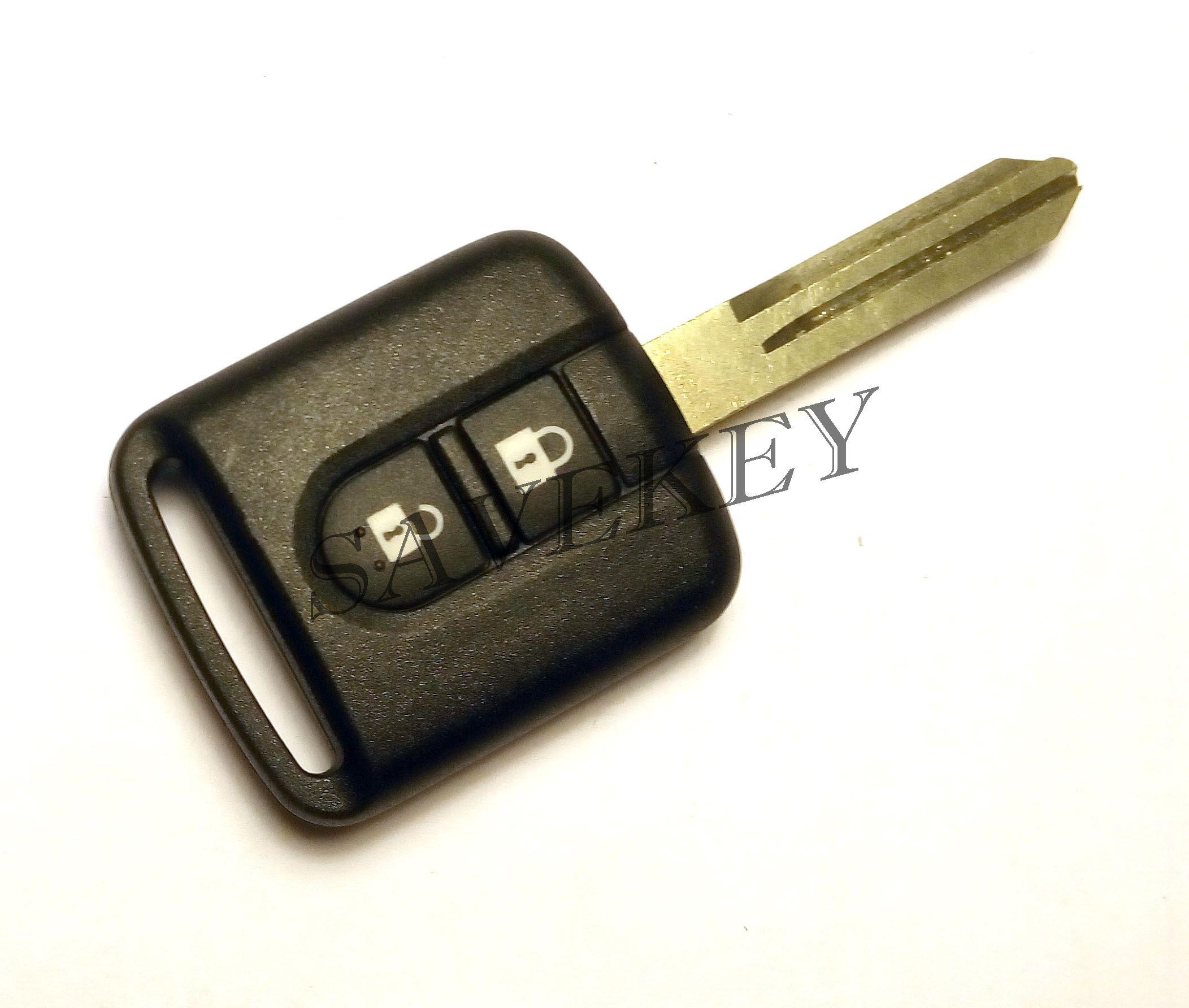 Дистанционный ключ Nissan для моделей ALMERA, PRIMERA, 350Z, NAVARA, NV200, X-TRAIL, MICRA, NOTE, PATHFINDER, QASHQAI, TIIDA