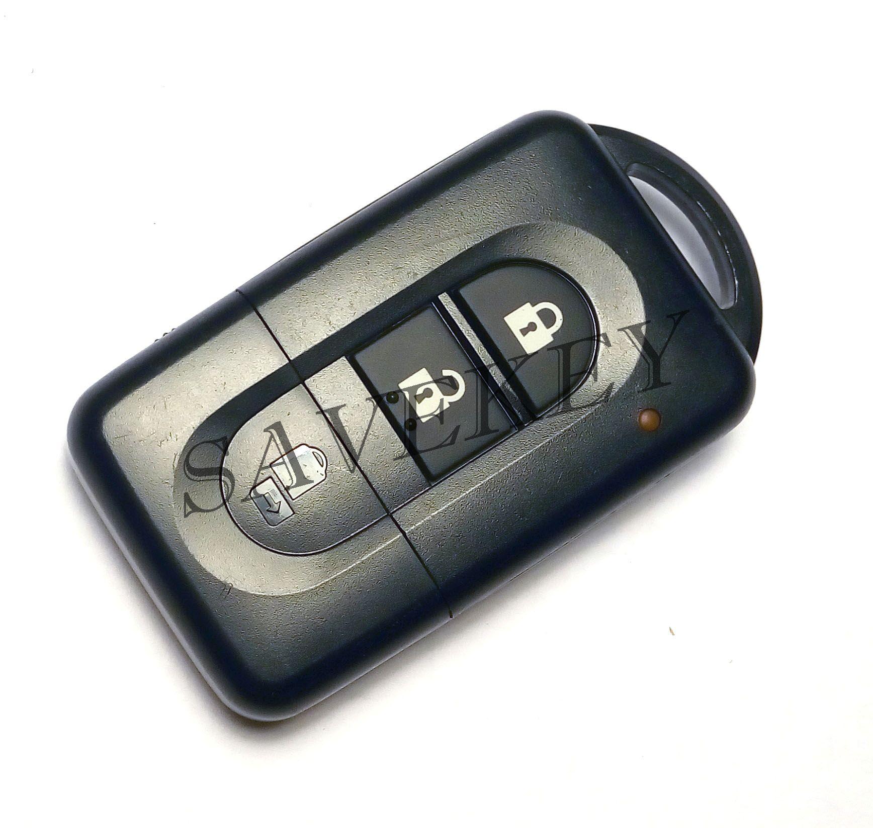 Смарт ключ Nissan для моделей Micra, Note, X-Trail, Tiida, Pathfinder