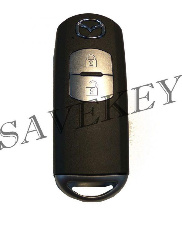 Смарт ключ Mazda для моделей CX-5 с 2011г., 6 wagon с 2012г., 3 2013 г., 2 с 2014 г.