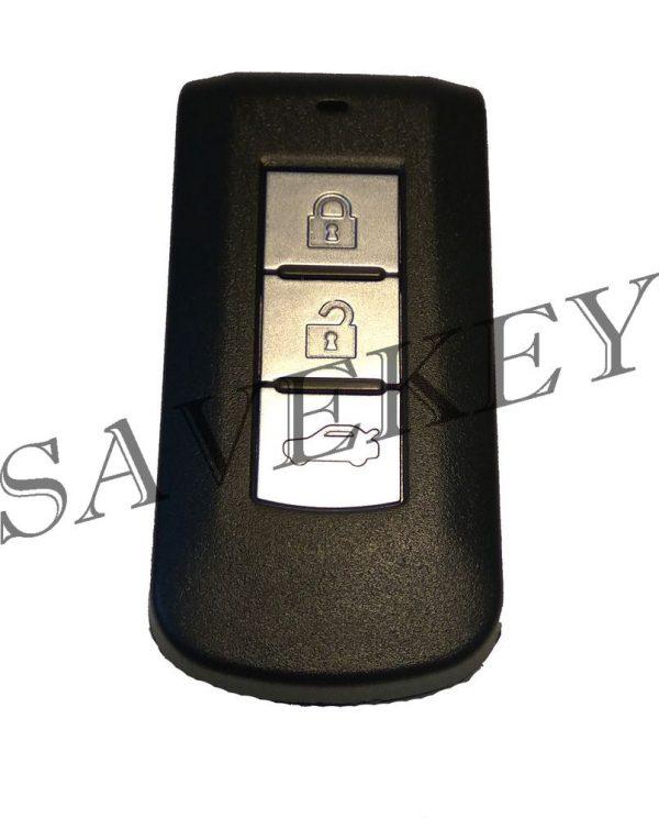 Смарт ключ Mitsubishi для моделей OUTLANDER с 2006г, LANCER с 2008г, ASX с 2010