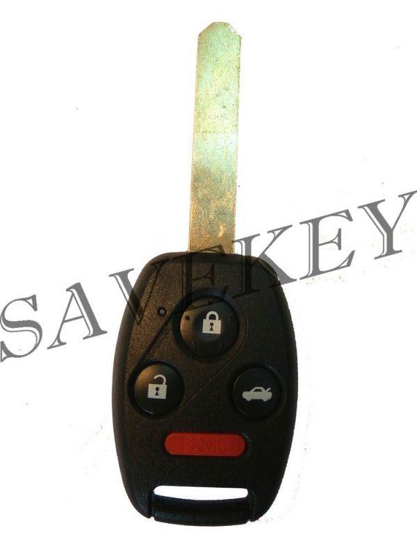 Дистанционный ключ Honda для моделей  с чипом id48