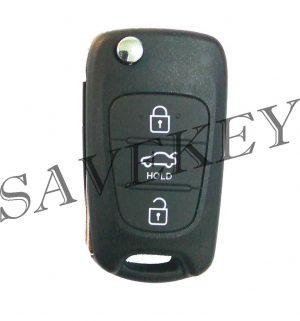 Дистанционный ключ Kia для модели RIO с 2011- 2015г