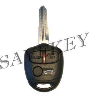Дистанционный ключ Mitsubishi для модели LANCER с 2007-2014г
