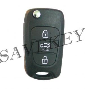 Корпус ключа Kia