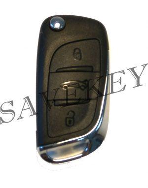 Дистанционный ключ Citroen для моделей DS4, C4 с 2012г