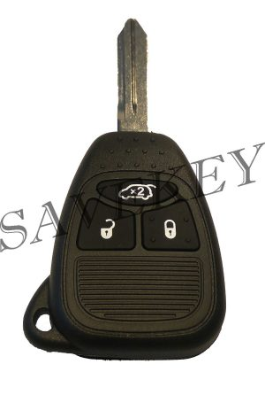 Дистанционный ключ jeep для моделей pacifica, liberty, compass, cherokee, liberty, wrangler 433 mhz