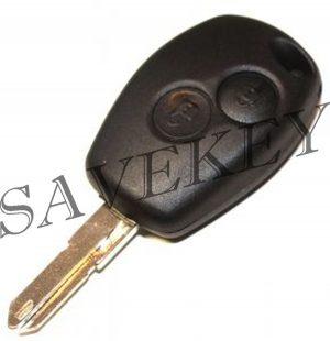 Дистанционный ключ lada для модели largus 2 кнопки 433mhz