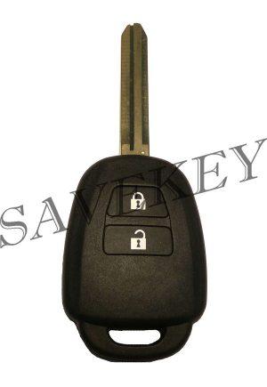Дистанционный ключ toyota для модели rav4 с 2012-2015г