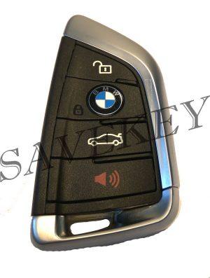 Смарт ключ bmw для модели х5 с 2013г 4 кнопки