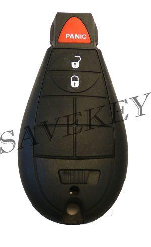 Смарт ключ jeep для модели grand cherokee c 2011-2014г. 315 mhz