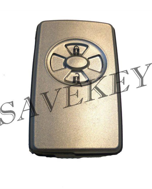 Смарт ключ toyota для моделей rav 4 с 2005-2010 г., auris с 2006-2009 г., urban cruiser с 2009-2010г., yaris с 2005-2010 г.